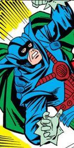 Bruno Horgan (Earth-689) from Avengers Annual Vol 1 2 0002