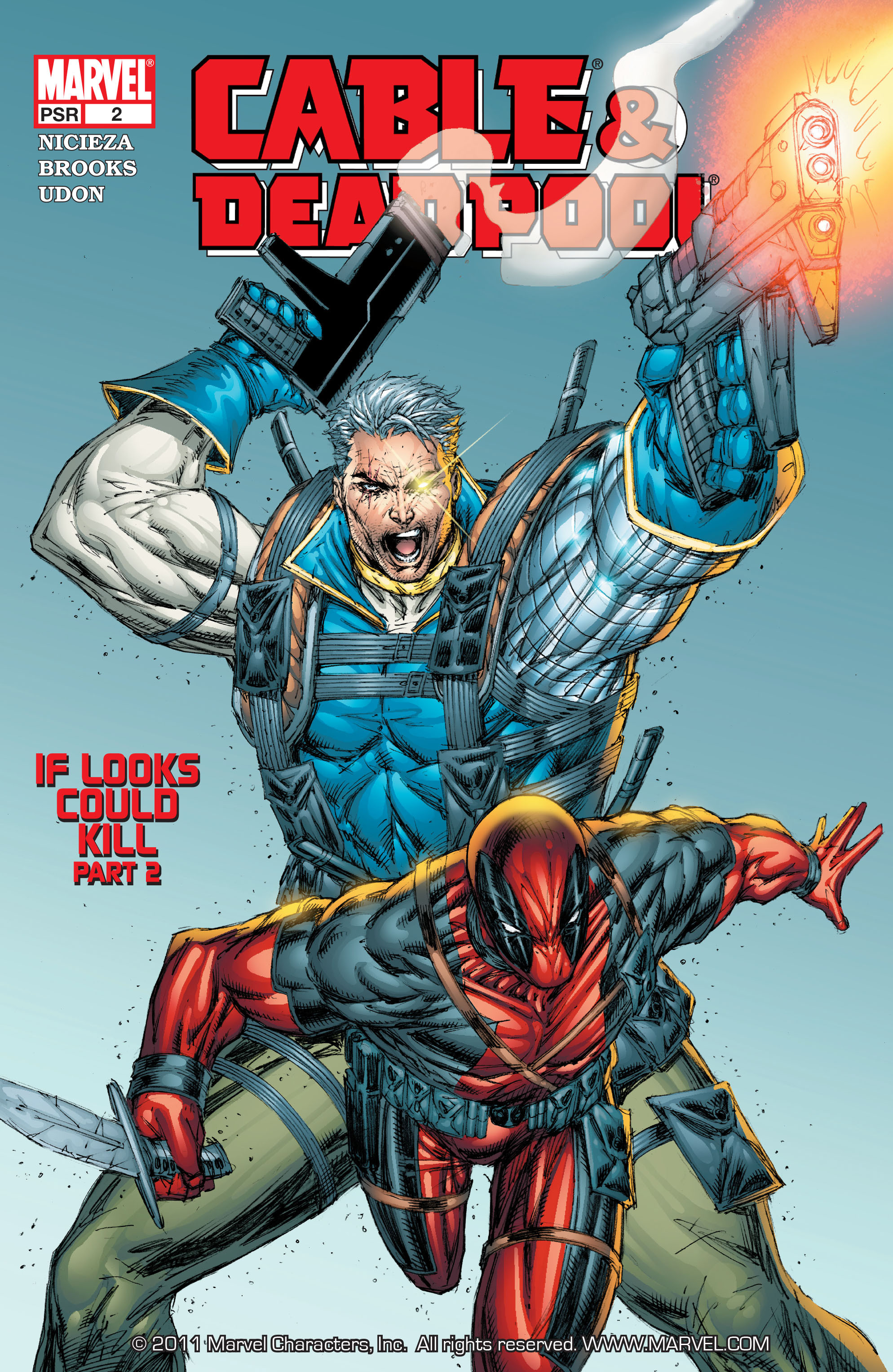 Who Is Cable Deadpool