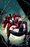 Clone Conspiracy Vol 1 1 Cheung Variant Textless