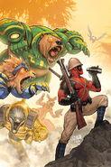 Deadpool Bi-Annual Vol 1 1 Textless