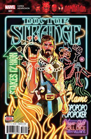 Doctor Strange Vol 1 387