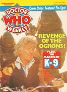 Doctor Who Weekly Vol 1 14