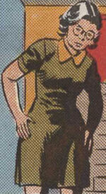 Elizabeth Hartwood (Earth-616) from Captain Britain Vol 1 14 001