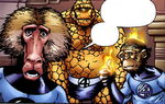Fantastic Four (Earth-8101) Marvel Apes Vol 1 1