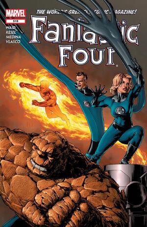 Fantastic Four Vol 1 516