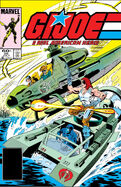 G.I. Joe A Real American Hero Vol 1 25