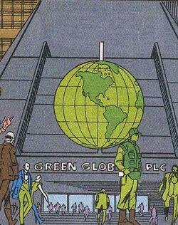 Green Globe (Earth-928) Ravage 2099 Vol 1 9
