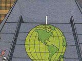 Green Globe (Earth-928)
