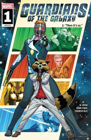 Guardians of the Galaxy Vol 6 1