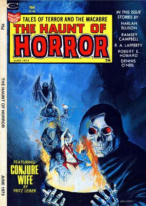 Haunt of Horror Vol 1 1
