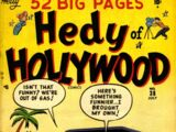 Hedy of Hollywood Comics Vol 1 38