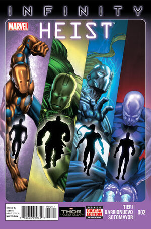 Infinity Heist Vol 1 2