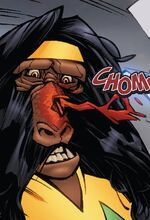 Michael Twoyoungmen (Earth-95019) from Marvel Zombies Evil Evolution Vol 1 1 001