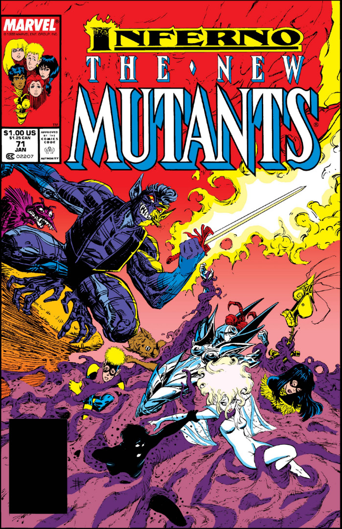 new mutants 71 ile ilgili görsel sonucu