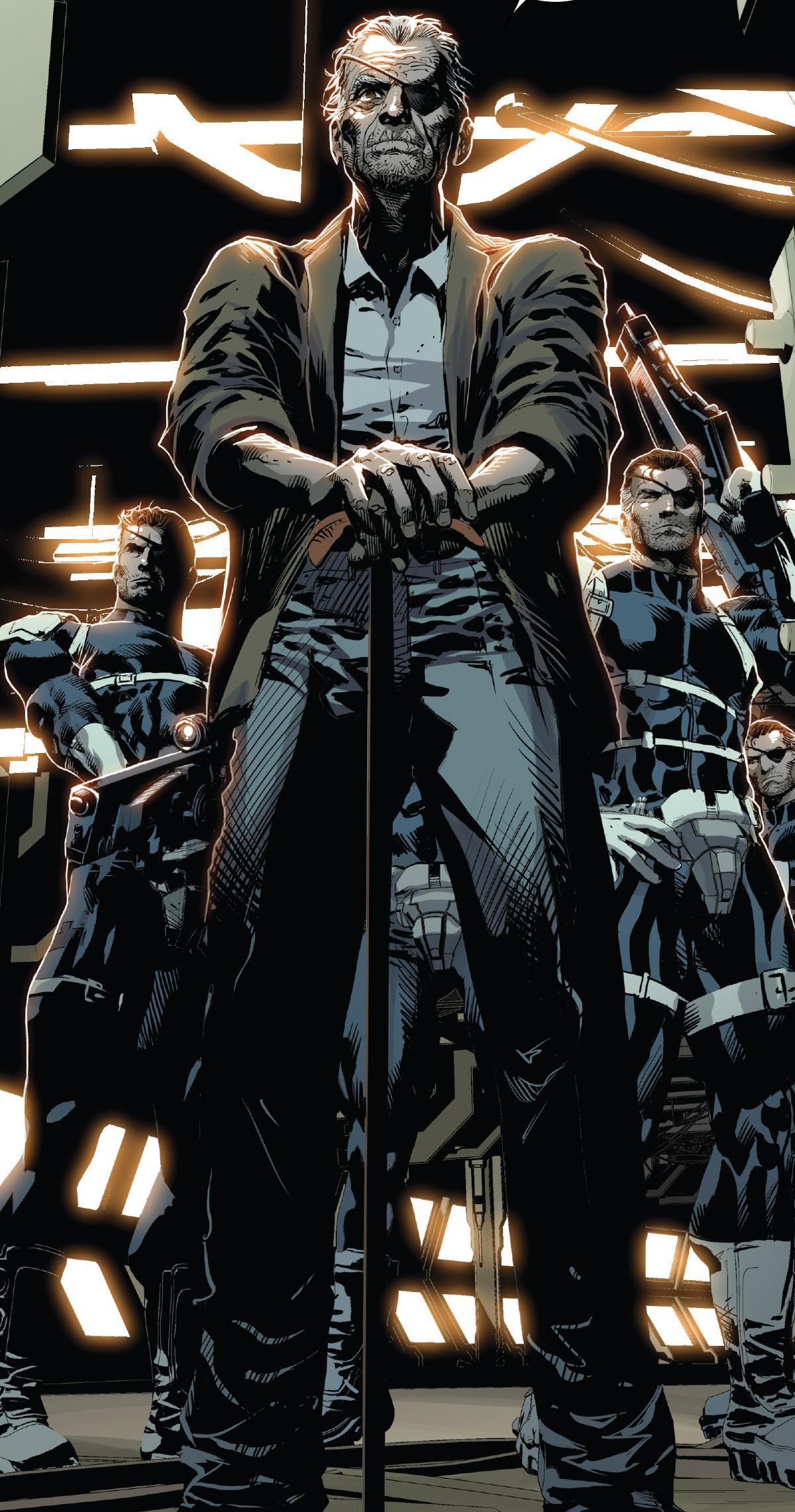 Nicholas Fury (Earth-616) | Marvel Database | Fandom