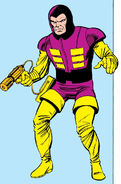 Peter Petruski (Earth-616) from Official Handbook of the Marvel Universe Vol 1 11 001