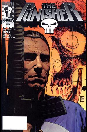 Punisher Vol 5 9