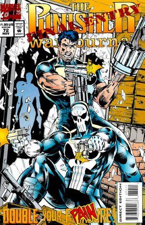 Punisher War Journal Vol 1 72