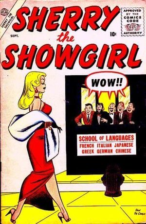 Sherry the Showgirl Vol 1 2