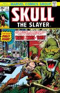 Skull, the Slayer Vol 1 1