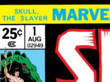 Skull, the Slayer Vol 1 1