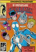 Spectaculaire Spiderman 86