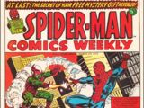 Spider-Man Comics Weekly Vol 1 6
