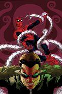 Spider-Man Doctor Octopus Negative Exposure Vol 1 3 Textless
