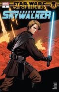 Star Wars Age of Republic - Anakin Skywalker Vol 1 1