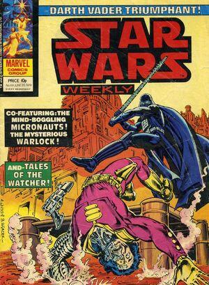 Star Wars Weekly (UK) Vol 1 69
