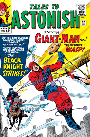 Tales to Astonish Vol 1 52
