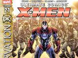Ultimate Comics X-Men Vol 1 21