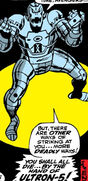 Ultron (Earth-616) from Avengers Vol 1 55 0001