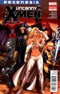 Uncanny X-Men Vol 2 1 Keown Variant