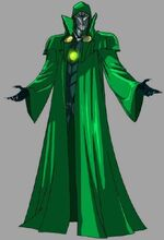 Victor von Doom (Earth-135263) from Fantastic Four World's Greatest Heroes 001