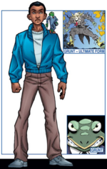 William Evans Jr (Earth-616) from X-Men Phoenix Force Handbook Vol 1 1