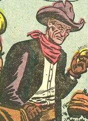 Wilson (Old West) (Earth-616) from Kid Colt Outlaw Vol 1 42 0001