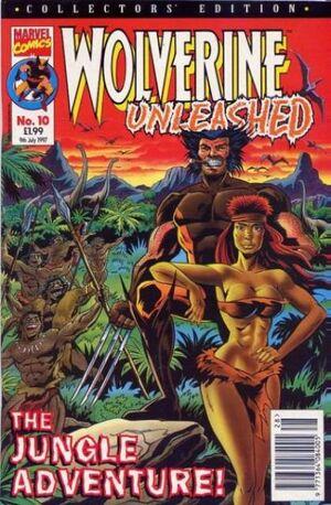 Wolverine Unleashed Vol 1 10