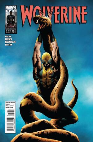 Wolverine Vol 4 12