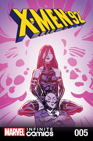 X-Men '92 Infinite Comic Vol 1 5