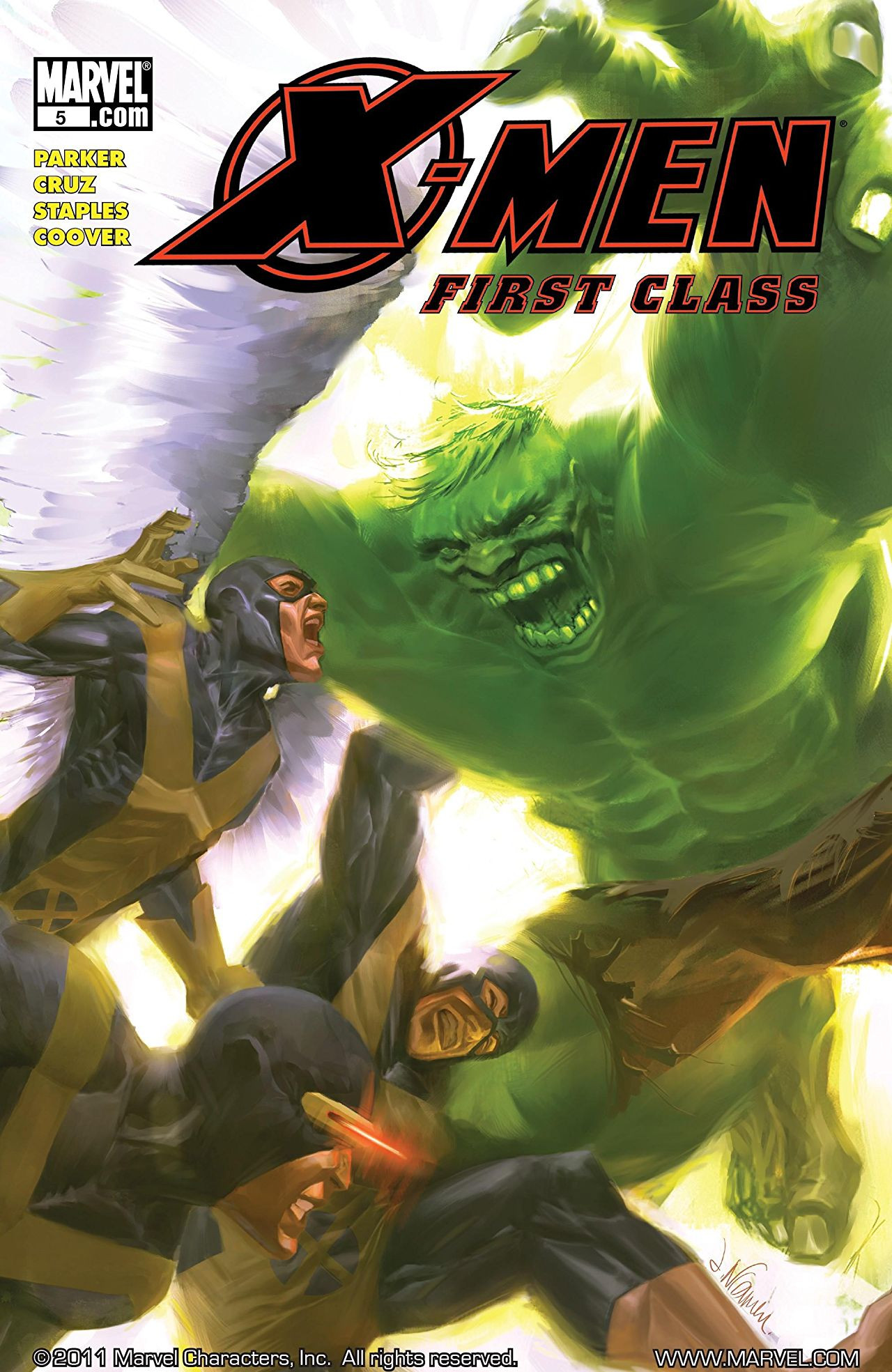 X-Men First Class Vol 2 5