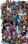 X-Men Vol 5 1 Every Mutant Ever Variant