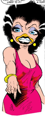 Alexis the Duck (Earth-616) from Howard the Duck Vol 1 33 0001