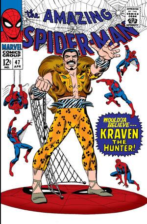 Amazing Spider-Man Vol 1 47