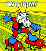 Ant-Ham from Ultimate Civil War Spider-Ham Vol 1 1 001