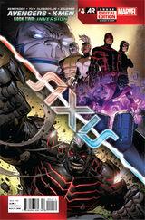 Avengers & X-Men: AXIS Vol 1 4