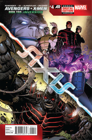 Avengers & X-Men AXIS Vol 1 4