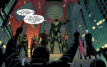 Avengers (Earth-85826) from Hail Hydra Vol 1 3 001