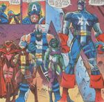 Avengers (Earth-9939) from Death's Head II Vol 1 4 0002