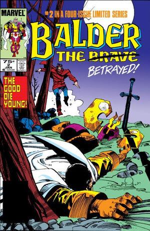 Balder the Brave Vol 1 2